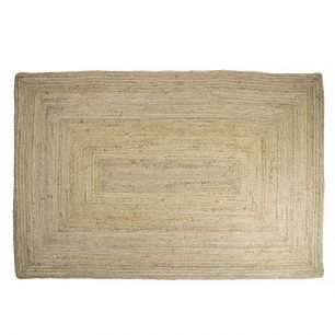 Toile de jute tapis 120x180cm
