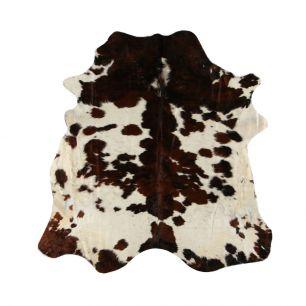 Tapis vache 3-couleur