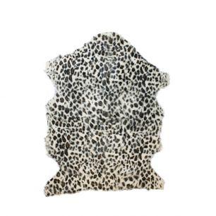 Peau chèvre guépard 60x90cm