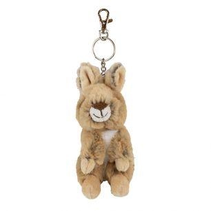 Porte-clés lapin 12cm