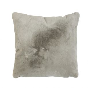 Coussin taupe 45x45cm